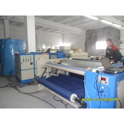 CE Approved Hot Melt Extruding Equipment, for PA/PES/PU/EVA/TPU Coating