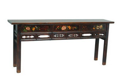 Antique Table-MQ08-199