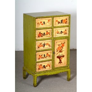 Chinese Antique File Cabinet MQ08-093