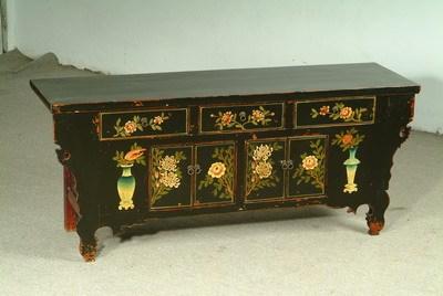 Gansu Antique Cabinet MQ08-095
