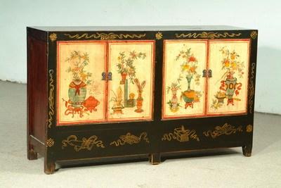Antique Cabinet-MQ08-136