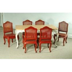 Antique Dining Table -MQ08-150&MQ08-149