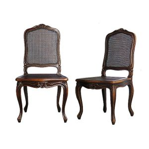 Antique Chair&Stool-DF851