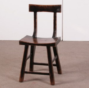 Antique Chair&Stool-105GJH-005