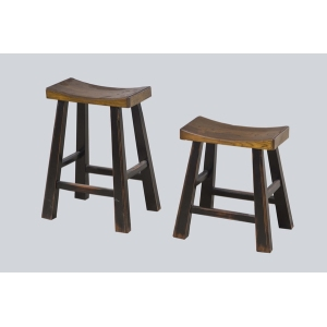 Antique Chair&Stool-M106406&M106405