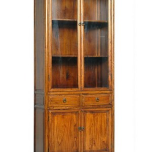 Antique bookcase-MQ08-239