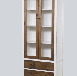antique bookcase-M102205