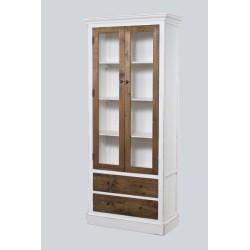 antique bookcase-M102205
