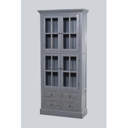 Antique bookcase-M102204