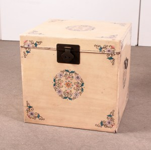Antique Box&Trunk -105GJH-048