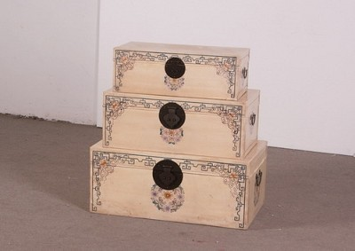 Antique Box&Trunk -GZ23-063