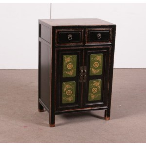 Antique Cabinet-105GJH-011