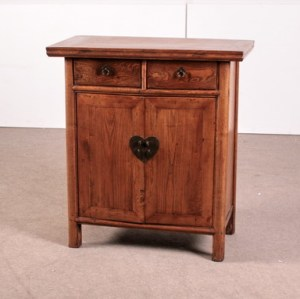 Antique Cabinet-105GJH-043