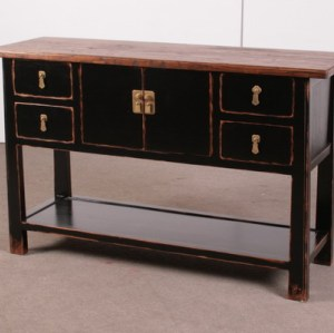 Antique Cabinet-105GJH-046