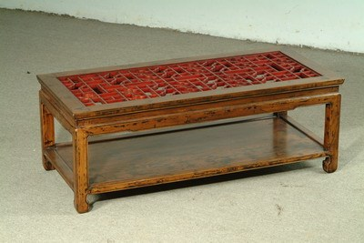 Antique Table-MQ08-173