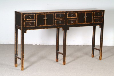 Antique Table-MQ08-198