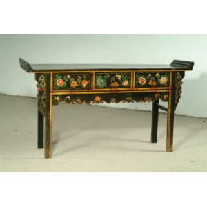 Antique Table-MQ08-201