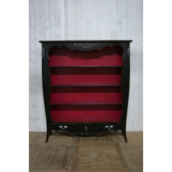 Antique Bookcase-MD08-08