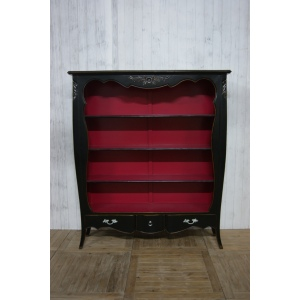 Antique Bookcase-MD08-08