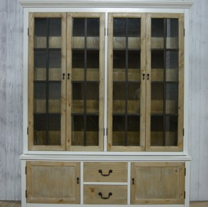 Antique Book Case-MD08-10