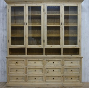 WOODEN CABINET MA08-01