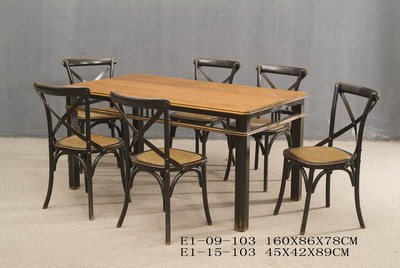 Antique furniture-E1-09-103,E1-15-103