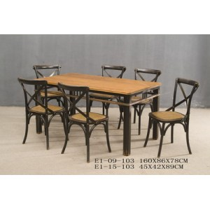 Antique furniture-E1-09-103,E1-15-103