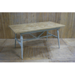 Pattern Style Dinning Table
