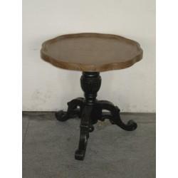 PARQUET TOP ROUND TABLE