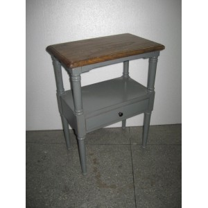 1 DRAWER TEA TABLE