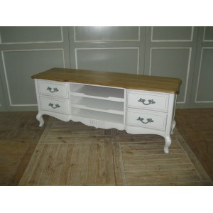 4 DRAWER TV CABINET
