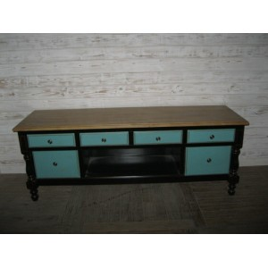 6 DRAWER TV CABINET