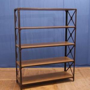 IRON DISPLAY CABINET