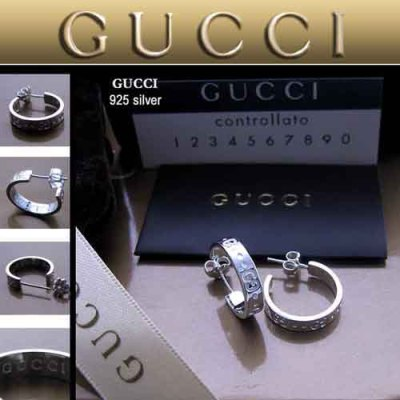 GUCCI earrings