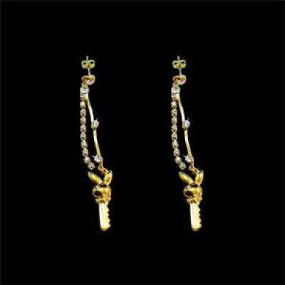 playboy earrings 004