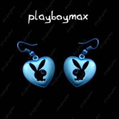 playboy earrings 002