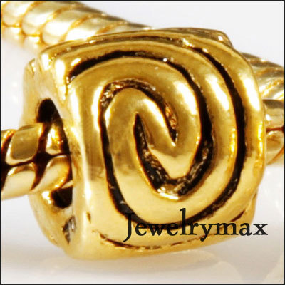 Pandora Gold Color Beads  j22