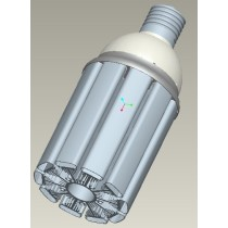 E40 E27 LED street lights 50w