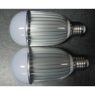 motion sensor led bulb 7w