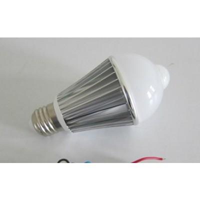 PIR sensor led bulbs 5w