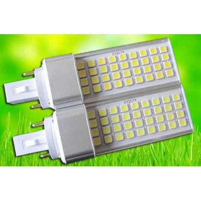 dimmable G24 led lights 8w
