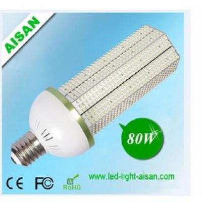 E40/E27 LED corn lamps 80W