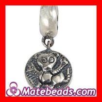 Pandora Sterling Silver Chinese Zodiac Tiger Charms