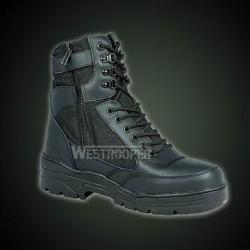 SWAT10 TACTICAL BOOTS BLACK