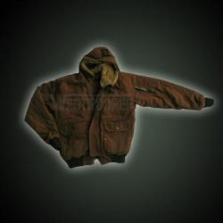 N2B STONE WASHED JACKET