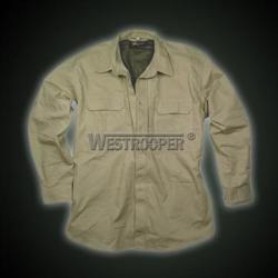 GGD Security Shirt (Khaki)