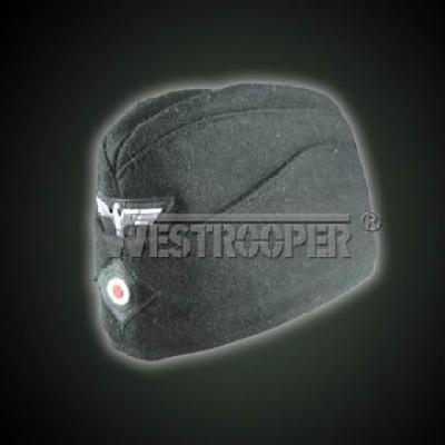 M40 black wool WH overseas cap