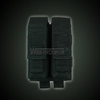 DOUBLE PISTOL MAG. POUCH