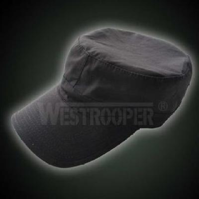 BDU CAP BLACK