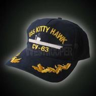 CV63 AIRCRAFTS CARRIER CAPS